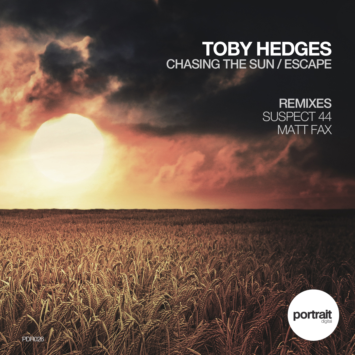 Toby Hedges - Chasing the Sun - Square One